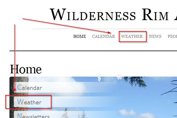 weather-menu