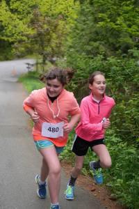255-Running Girls