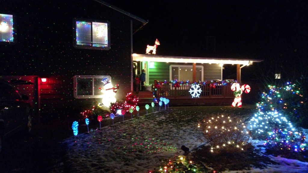 First Place Lights